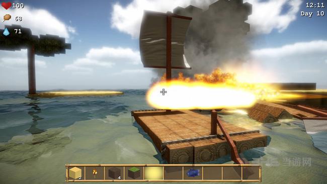 方块世界:孤岛求生 (cube life: island survival)硬盘版下载
