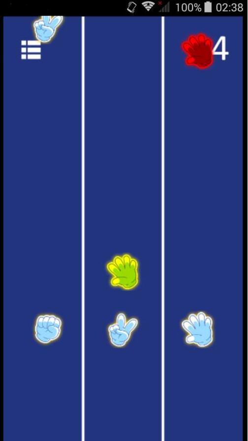 反应力测试游戏截图3