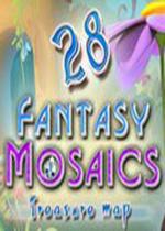 幻想马赛克28:宝藏地图(Fantasy Mosaics 28: Treasure Map)破解版