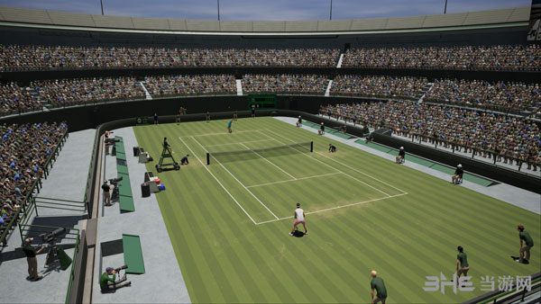 澳洲国际网球截图2
