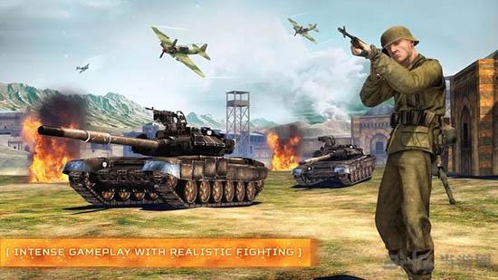前线战争生存游戏截图0