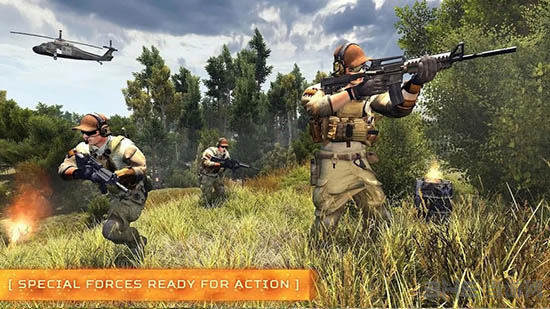 前线战争生存游戏截图3
