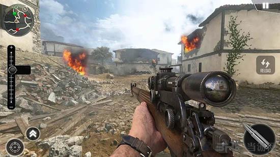 前线战争生存游戏截图2