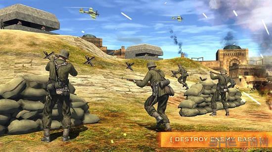 前线战争生存游戏截图4