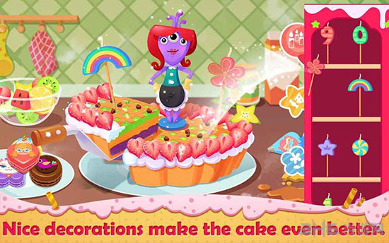 糖糖蛋糕店破解版截图0