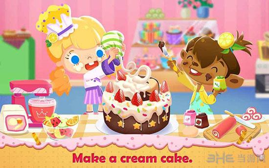 糖糖蛋糕店破解版截图4