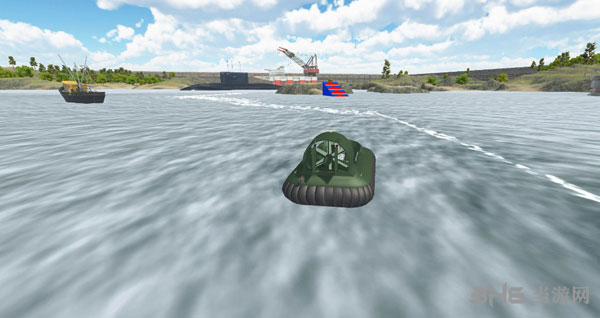 气垫船驾驶截图1