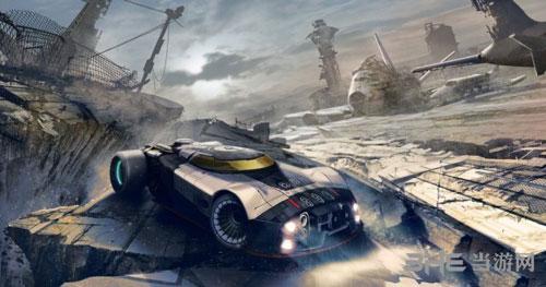 驾驶俱乐部游戏宣传图
