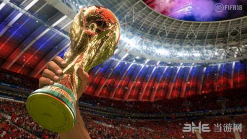 FIFA 18世界杯宣传图