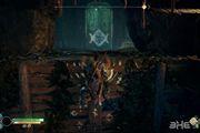 战神4女巫洞穴密室