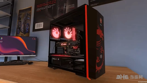 电脑装机模拟游戏图片1