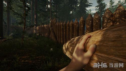 森林游戏截图