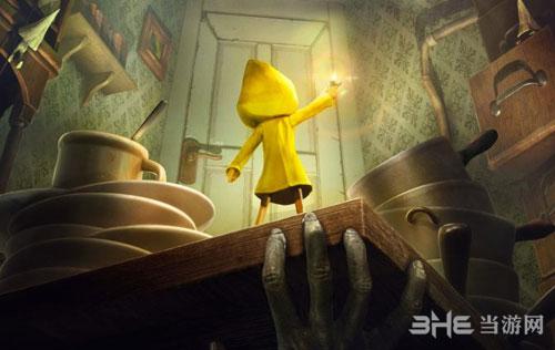小小噩梦完全版游戏宣传图
