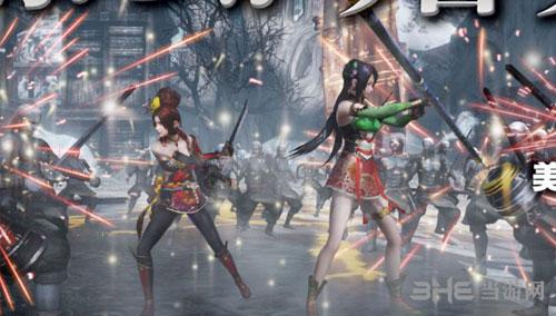 无双大蛇3最新游戏截图9