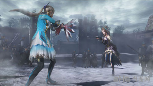 无双大蛇3官方公布游戏首批截图 众多武将