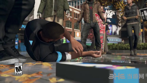 底特律变人宣传视频截图3