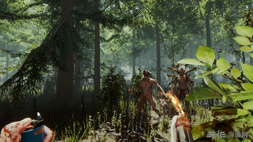 森林游戏截图2