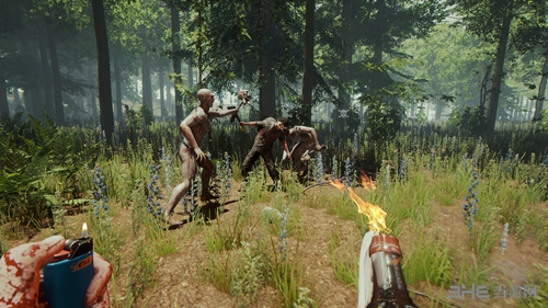 森林游戏截图3