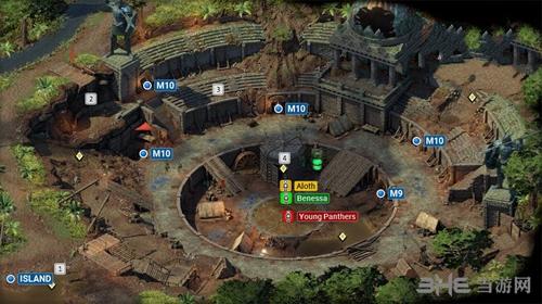 永恒之柱2英格维仙挖掘场探索攻略及地图收集要素大全