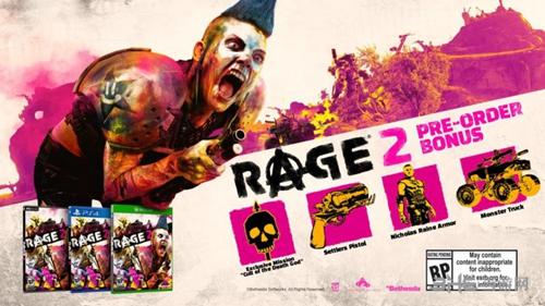 狂怒2游戏图片