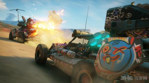 狂怒2沙漠追车