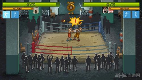 拳击俱乐部游戏截图