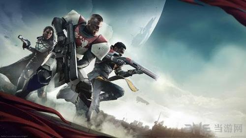 命运2游戏宣传海报