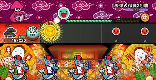 太鼓达人Switch版游戏画面3