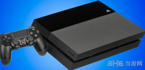 PS4展示机