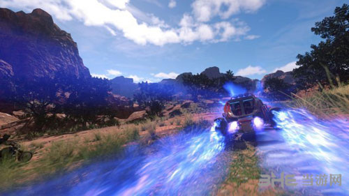 Onrush游戏宣传图3