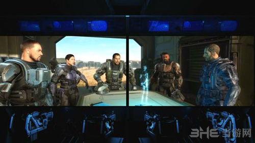 Halo:Fireteam Raven游戏画面1