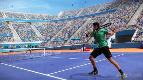 网球世界巡回赛游戏截图