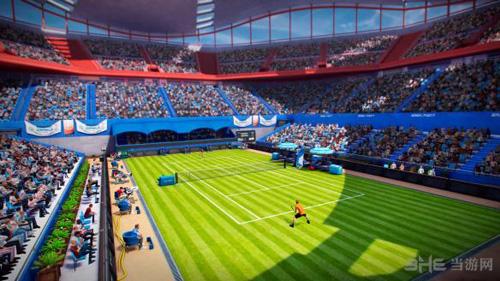 网球世界巡回赛游戏截图4