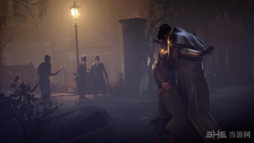 吸血鬼游戏画面