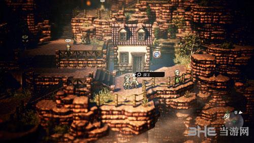 八方旅人最新游戏截图2