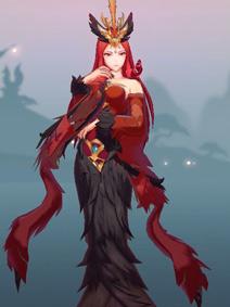 狐妖小红娘朱雀图片