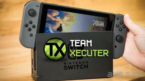 Switch被Team Xecuter破解