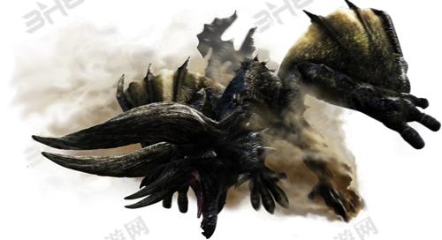 怪物猎人世界黑角龙在哪 黑角龙任务及具体位置介绍
