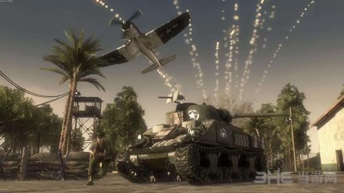 战地1943游戏画面