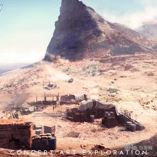 战地5艺术概念图图片1