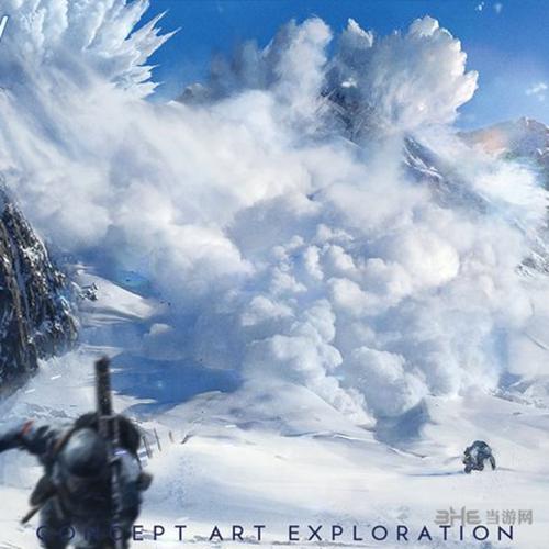 战地5艺术概念图图片3