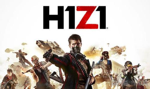 H1Z1游戏海报