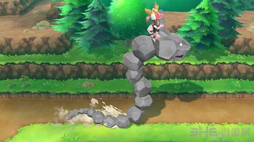 精灵宝可梦游戏宣传截图