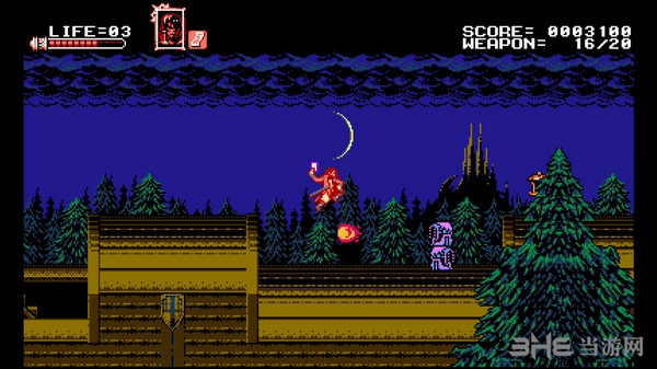 血污:月之诅咒截图2