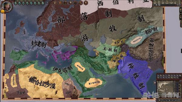 十字军之王2政体细化汉道强化儒教官僚制度mod截图0
