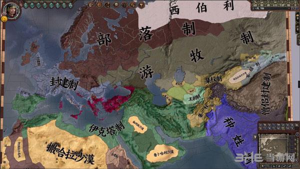 十字军之王2政体细化汉道强化儒教官僚制度mod截图1