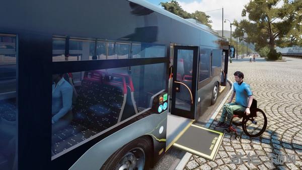 巴士模拟18截图0