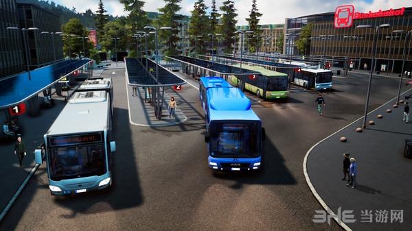 巴士模拟18截图1
