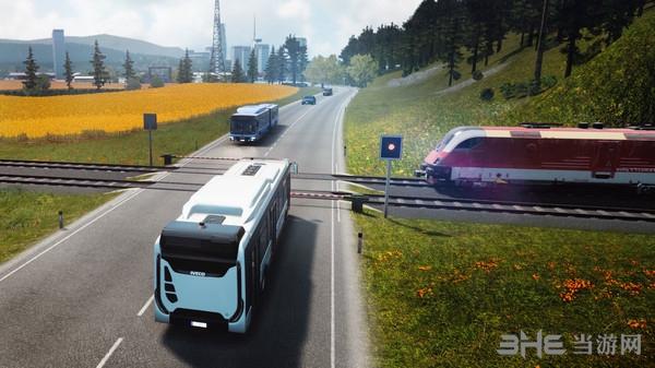 巴士模拟18截图2