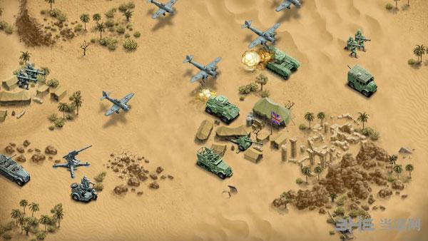 1943致命沙漠截图1